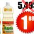 Chez maxi, Huile de maïs Mazola 1,42L à 1,88$