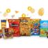 Coupons sur les produits Frito-Lay, Stacy's, Doritos et Cheetos