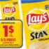 Croustilles Lay's Stax Original à 1$
