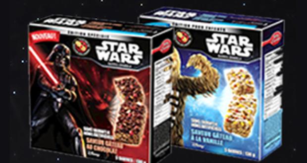Barres granola Betty Crocker Édition Star Wars gratuite