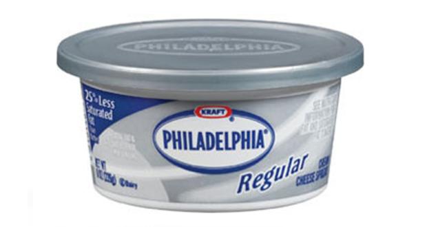 2$ de coupon rabais sur le fromage à la crème Philadelphia