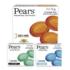 1$ de rabais à l'achat d'un emballage de savon Pears 3x75g