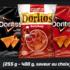 1$ de rabais sur 3 sacs de chips tortilla Doritos