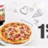 1$ de rabais sur un emballage de pepperoni Olymel Amoré Olymel