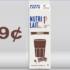 Lait au chocolat Nutri Lait 1L à 99¢