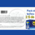 Coupon de 2$ Sur un paquet de 12 boites de Kraft Dinner