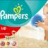 Emballage de culottes Easy Ups Pampers 26 unités à 7.99$
