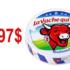 Fromage La Vache Qui Rit à 1,97$