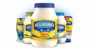 Mayonnaise Hellmann's à 2$