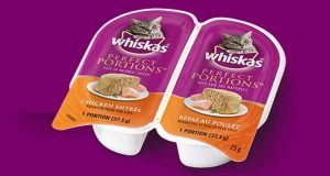 Coupon de gratuité Whiskas Perfect Portions