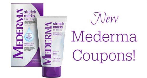 Coupons sur les produits Mederma