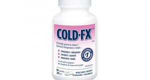 Coupon de 2$ sur des produits COLD-FX