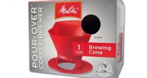 Coupon de 3 $ Sur un Infuseur à café-Cone d'infusion de Melitta