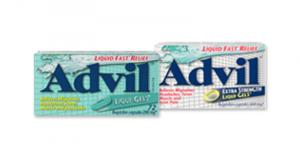 4$ de rabais à l'achat de certaine adulte produits Advil