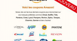 Coupons Amazon sur Websaver