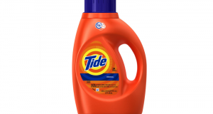 Détergent à lessive Tide Original à 2,49$