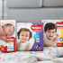 Coupon rabais de 2$ sur un paquet de couches Huggies