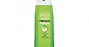 Shampoing Pure Clean Fructis de Garnier à 1,96$