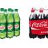 Boissons gazeuses Coca Cola ou Canada Dry à 2$