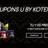 Obtenez un emballage de serviettes hygiéniques U by Kotex GRATUITEMENT