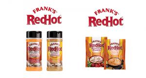 Coupons sur les assaisonnements Frank's RedHot