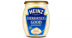 Pot de MPot de Mayonnaise Heinz Seriously Good à 2.99$ayonnaise Heinz Seriously Good à 2.99$