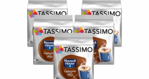 Café en portions individuelles Tassimo à 4.88$