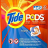 Paquet de 13 capsules Tide Pods à 98¢