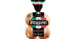 Achetez un produit brioche D'Italiano et obtenez un gratuitement