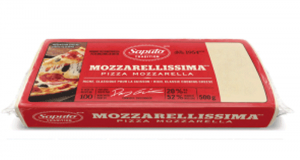 Barre de fromage Mozzarellissima Saputo 500g à 3,99$