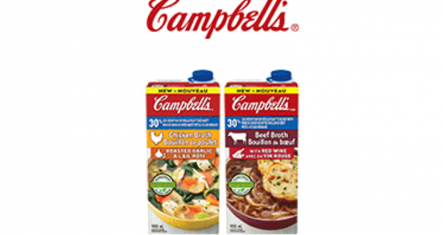 Achetez 3 et obtenez-en 1 gratuitement - Campbell's
