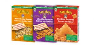 Coupon de 1$ Annie's Organic Crackers