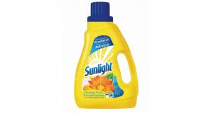 Détergent à lessive liquide Sunlight à 2$