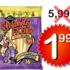 1,99$ Bâtonnets de fromage naturel Black Diamond
