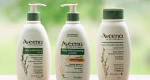 Coupon de 3$ sur des produits de beauté Aveeno