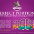 Un emballage Individuel Gratuit - Whiskas Perfect Portions