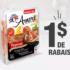 Emballage de pepperoni Olymel Amoré à 1,99$