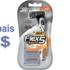 Rabais de 3$ sur un emballage de rasoirs FLEX5 HYBRID