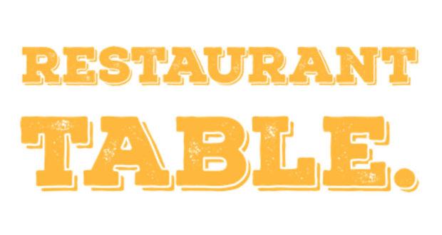 2 pour 1 sur les « Tapas d'hôte » le midi au restaurant TABLE