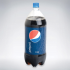 Bouteille de Pepsi 2L à 95¢