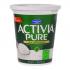 Pot de yogourt probiotique Activia Pure 650g à 74¢