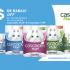 Emballage de 12 rouleaux doubles de papier hygiénique Cascades Fluff à 2.99$