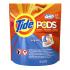 Paquet de 14 capsules Tide Pods à 1.99$