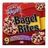 Emballage de 9 mini-pizzas Bagel Bites Heinz à 1$