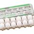 Emballage de 18 oeufs blancs Gros Calibre à 2,80$