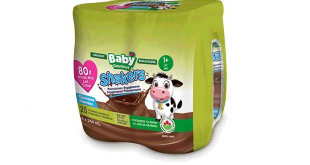 Coupon de 2$ - Supplément nutritionnel Shakers