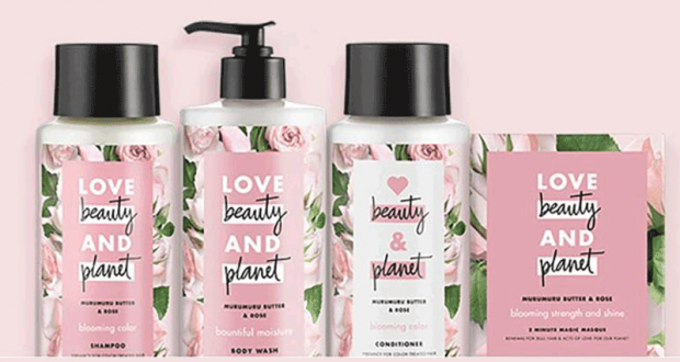 Coupon de 2$ - Love Beauty and Planet